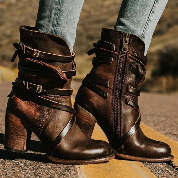 Shoes | Freebird Baker Boots Nib | Poshmark